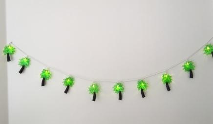 Palm tree lights!