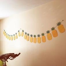 Mmmm, pineapple...